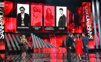 Eliminati Sanremo 2017 terza serata: i Big e le Nuove Proposte che salutano il Festival