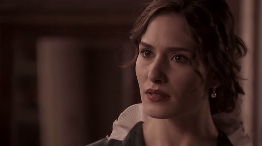 Il Segreto, trama e anticipazioni, la puntata del 28 febbraio 2017: Rafaela sta mentendo
