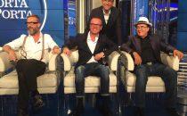 Carlo Conti risponde a Gigi D'Alessio a Porta a Porta: 'Ho dato un tocco di modernità a Sanremo 2017'