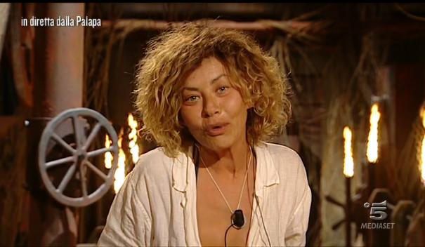 Eva grimaldi, nomination