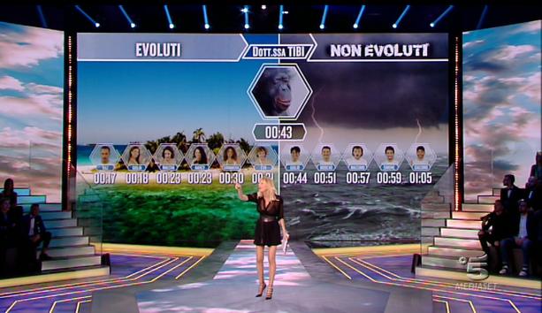 La prova evolutiva di Tibi