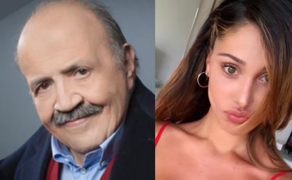 Maurizio Costanzo: 'Belén Rodriguez? Io e Maria dalla parte di De Martino'