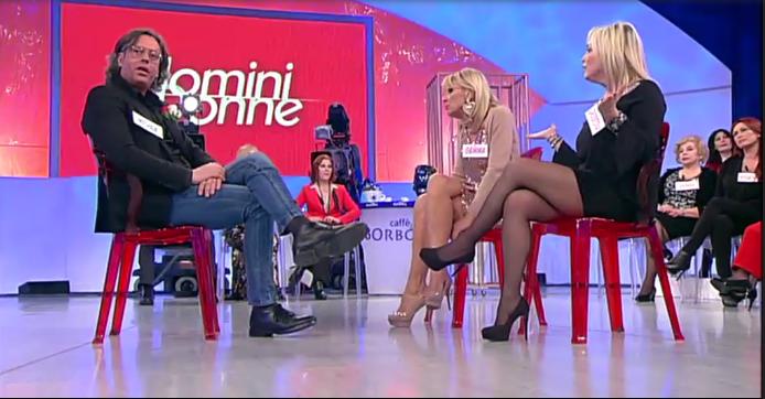 Uomini e Donne over: lite tra Gemma e Michele, Cristina se ne va