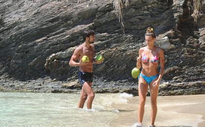 L'Isola dei Famosi 2017, Giulia Calcaterra e Simona Susinna: è amore?