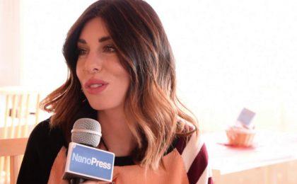 """Sanremo 2017, Bianca Atzei: 'Il mio brano parla dell'amore vero"""""""
