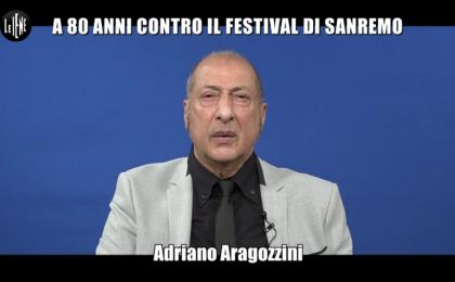 Le Iene, Adriano Aragozzini contro Sanremo 2017: 'Festival della televisione non della canzone'