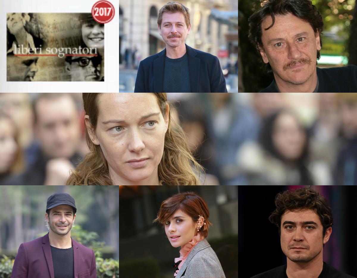 Liberi sognatori, su Canale 5 le mini fiction Taodue 'contro la mafia': il cast dei nuovi film TV