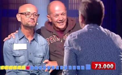 Avanti un altro 2017, coppia gay nel mirino di Bonolis: 'Lei è la moglie o il marito?'
