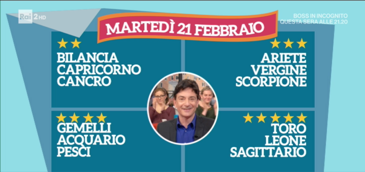 Oroscopo di Paolo Fox di oggi 21 febbraio 2017, le previsioni del giorno a Radio Latte Miele: Scorpione, siete scontrosi