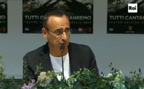 Sanremo 2017, Carlo Conti sulla partecipazione ad Amici: 'Non ho pagato nessuna penale