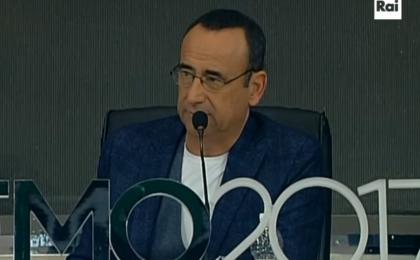 Carlo Conti passa a Mediaset? Contratto RAI fino a giugno 2019