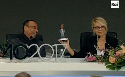 Maria De Filippi: 'Il Festival di Sanremo è l'unico evento reale in televisione'