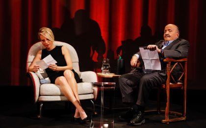 Maria De Filippi e Maurizio Costanzo, L'Intervista che ha scritto una pagina della TV italiana