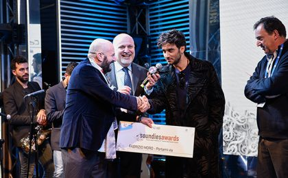 Casa Sanremo 2017, Soundies Awards: vincitori Fabrizio Moro e Maldestro