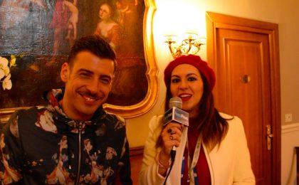 Sanremo 2017, Francesco Gabbani a Televisionando: 'Occidentali's Karma ironizza sul nostro modo di vivere' [INTERVISTA]