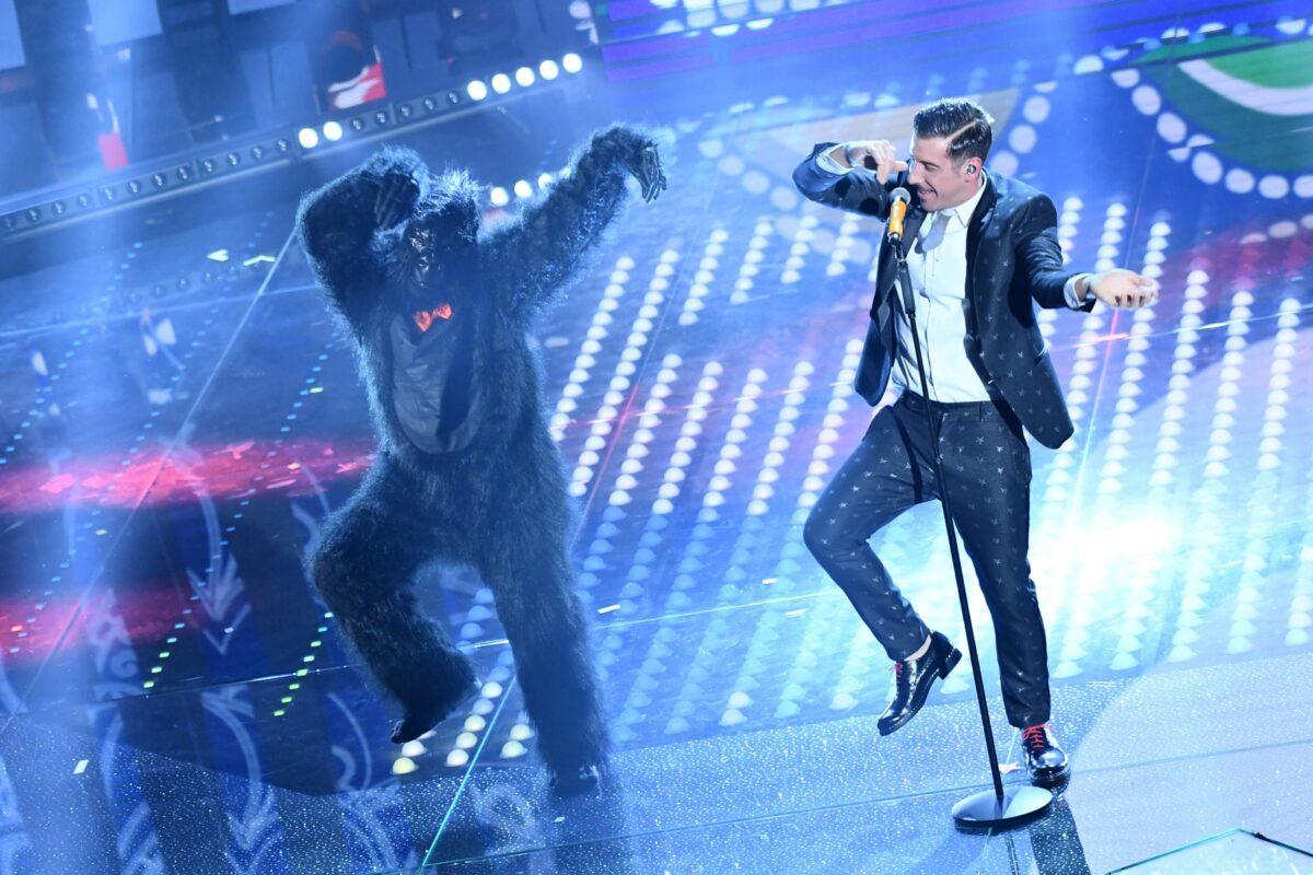 Francesco Gabbani all'Eurovision Song Contest 2017: 'Devo ripassare l'inglese'