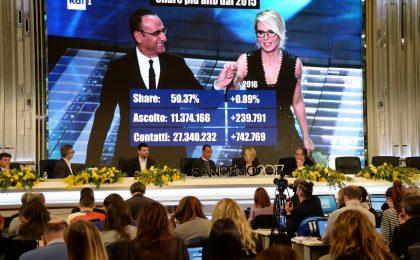 Festival di Sanremo 2017: conferenza stampa del 9 febbraio