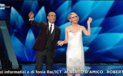 Sanremo 2017 la scaletta della terza serata, i cantanti in gara