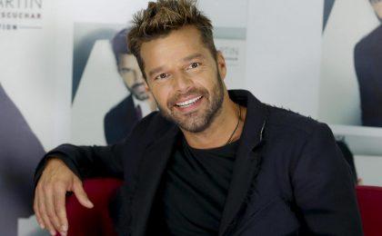 Ricky Martin ospite a Sanremo 2017: il cantante portoricano farà ballare il Teatro Ariston
