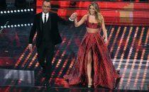 Sanremo 2017: Maria De Filippi a Caterina Balivo: La Leotta può vestirsi come vuole
