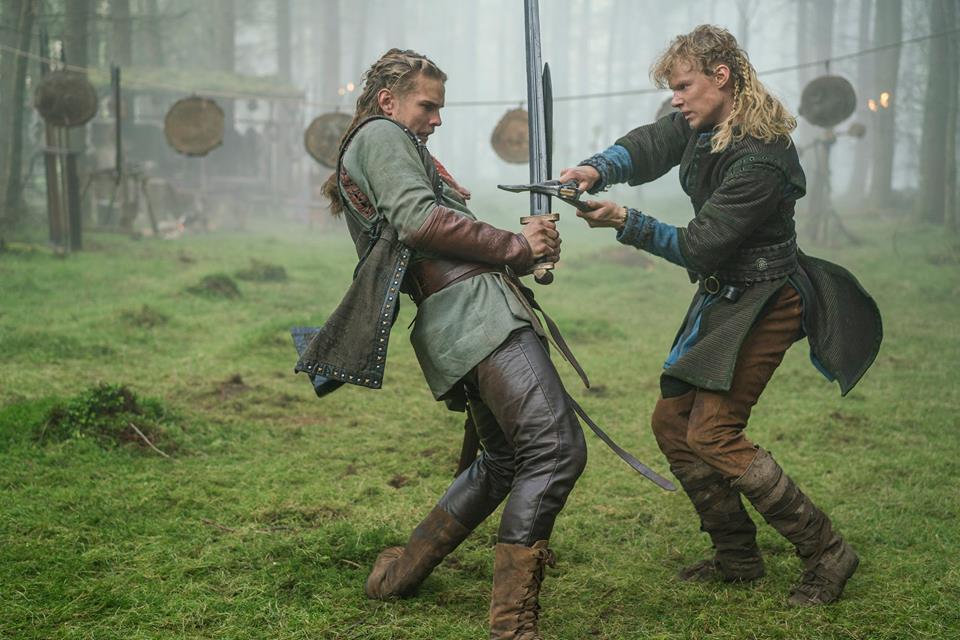 Vikings 4 stagione, la serie tv sbarca su Rai 4: anticipazioni e trama