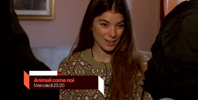 Animali come noi, RAI 2: Giulia Innocenzi conduttrice del nuovo programma dal 15 marzo 2017