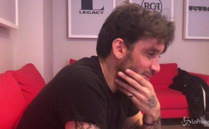 Fabrizio Moro: 'La Scuola di Amici mi ha permesso di aprirmi'
