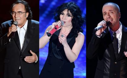 Standing Ovation Rai 1, quarta puntata: ospiti Albano, Giusy Ferreri e Raf