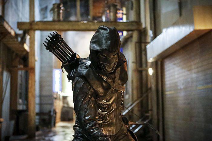 Arrow 5 stagione prometheus identità