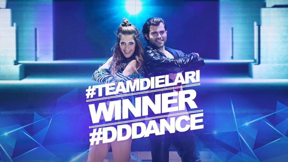 Dance Dance Dance: vincitori Clara Alonso e Diego Dominguez, secondi Claudia Gerini e Max Vado