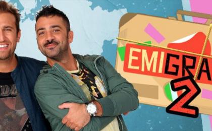 Emigratis 2 stagione, prima puntata il 12 marzo 2017 su Italia 1