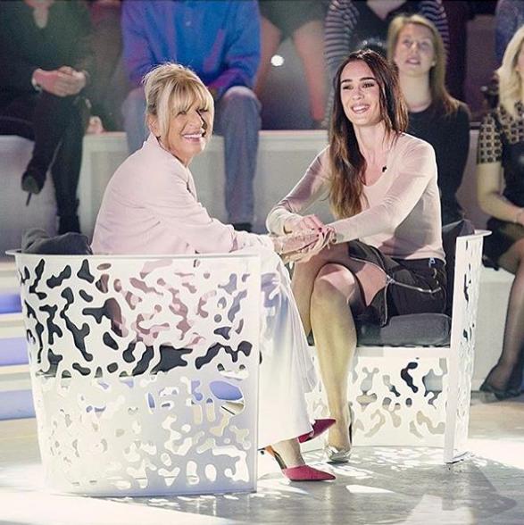 Verissimo, Gemma Galgani ospite: 'Giorgio un grande amore, Tina Cipollari rifatta'