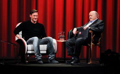 L'Intervista: Francesco Totti ospite dell'ultima puntata del 23 marzo 2017