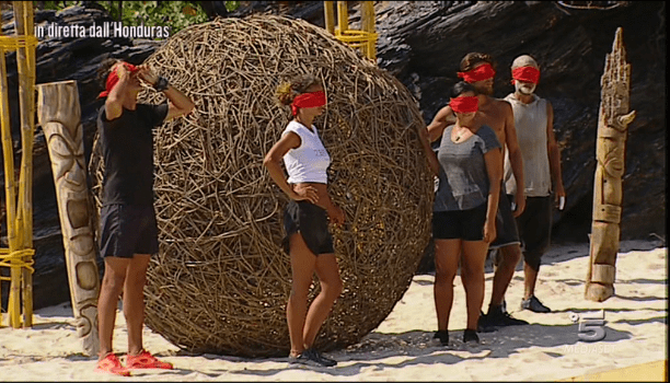 Isola dei famosi 2017, prova ricompensa nona puntata