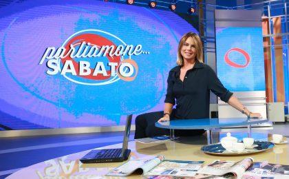 Parliamone Sabato, chiuso il programma di Paola Perego: l'annuncio della Rai