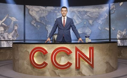 Comedy Central News 3, Saverio Raimondo torna con il late night show satirico