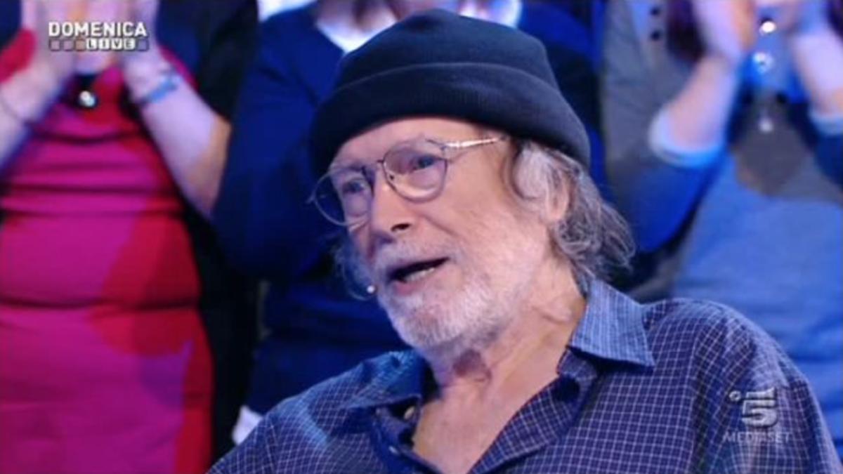 Tomas Milian Barbara D'Urso Domenica live