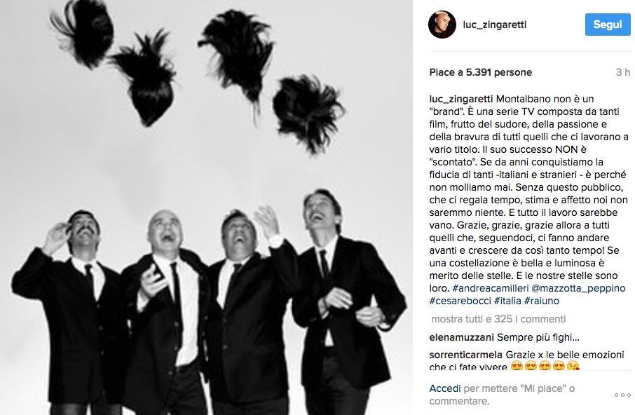 Zingaretti e colleghi Beatles