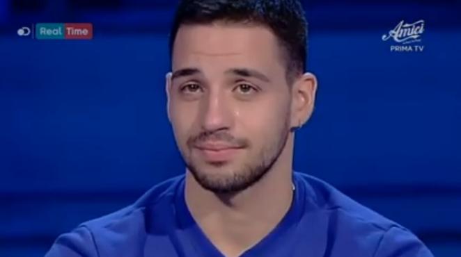 Amici 2017 Serale, Cosimo Barra: chi è il ballerino della squadra Blu