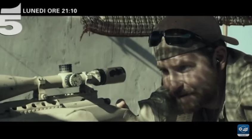 American Sniper: trama e cast del film su Canale 5 lunedì 13 marzo 2017