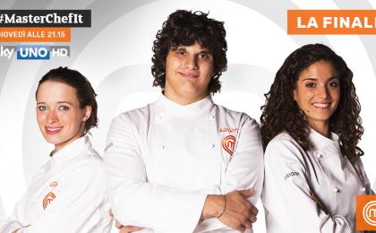 Masterchef Italia 6, finalisti: Valerio, Gloria e Cristina i concorrenti in gara