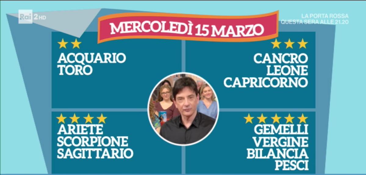 Oroscopo Paolo Fox 15 marzo 2017 a I Fatti Vostri: Pesci, previsioni importanti
