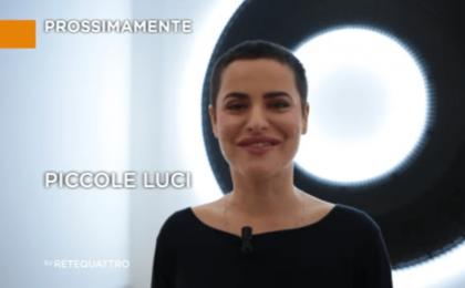 Piccole Luci su Rete 4 con Silvia Salemi: il nuovo programma in onda dal 21 marzo 2017