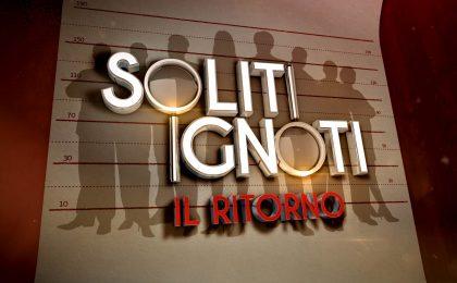 Soliti Ignoti – Il Ritorno, RAI 1: il quiz condotto da Amadeus al via dal 20 marzo 2017