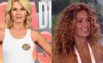 L'Isola dei Famosi 2017: Samantha de Grenet contro Nathaly Caldonazzo, la lite in diretta