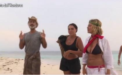 L'Isola dei Famosi 2017, finalisti: Nancy Coppola, Raz Degan e Eva Grimaldi