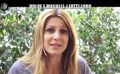 Le Iene, Adriana Volpe su Giancarlo Magalli: 'Il suo comportamento è una violenza'