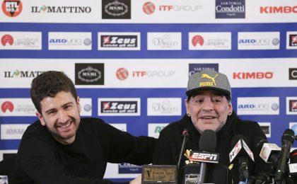 Tre volte 10, lo show di Alessandro Siani e Maradona in onda su Nove il 27 aprile 2017