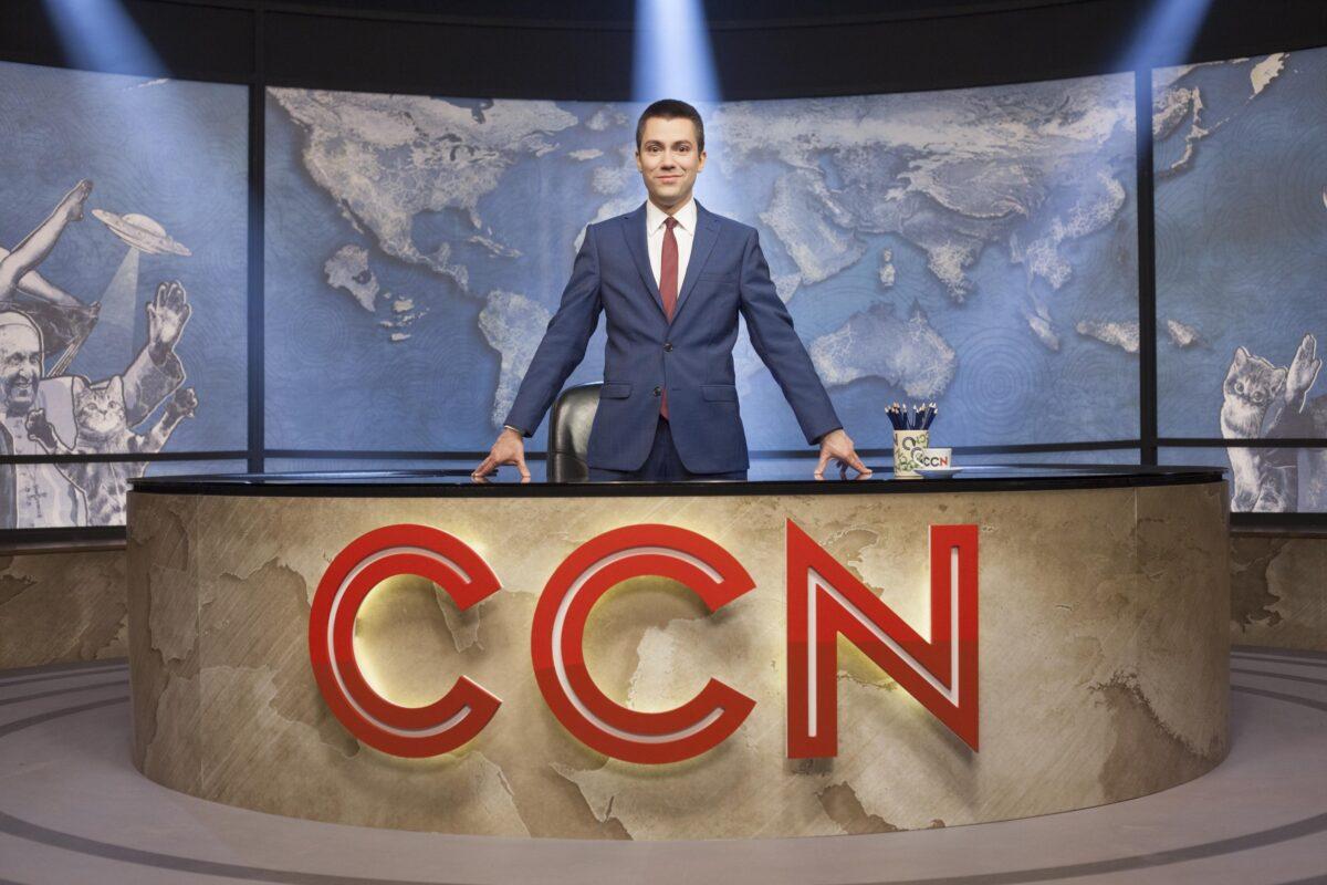 Saverio Raimondo a Televisionando: 'Comedy Central News my cup of tea grazie alla stand up comedy', intervista
