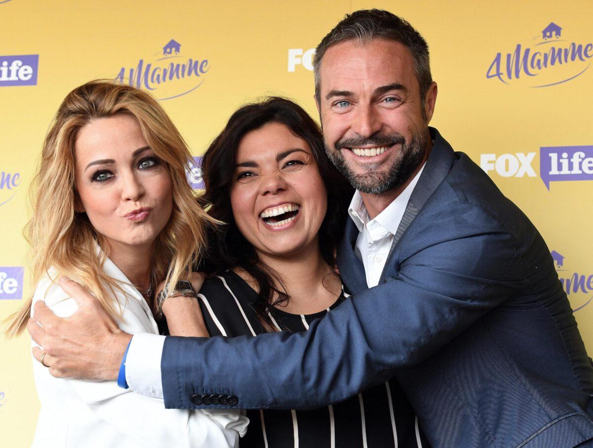 4 Mamme, su FoxLife nuovo programma con Giorgia Luzi e Flavio Montrucchio dal 31 maggio 2017